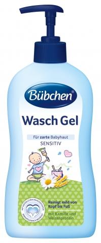Gēls zīdaiņu mazgāšanai