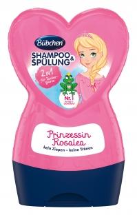 """Princese Rozalea"" šampūns un balzāms matiem ""2-in-1"""